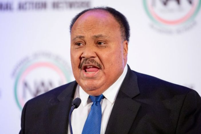 Martin Luther King III and Al Sharpton to Hold Nationwide March Against Voter Suppression on August 28